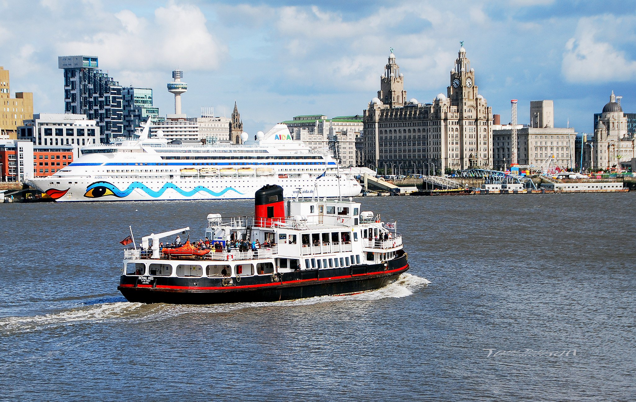 Mersey Cruise