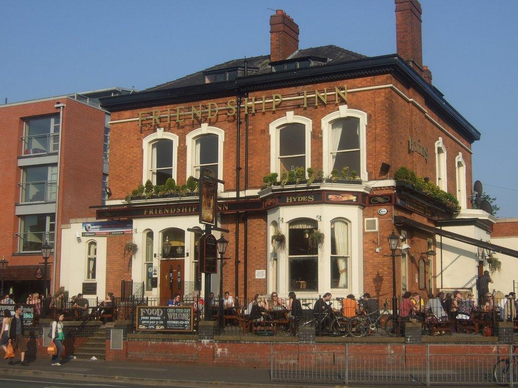 Friendship Inn -Fallowfield