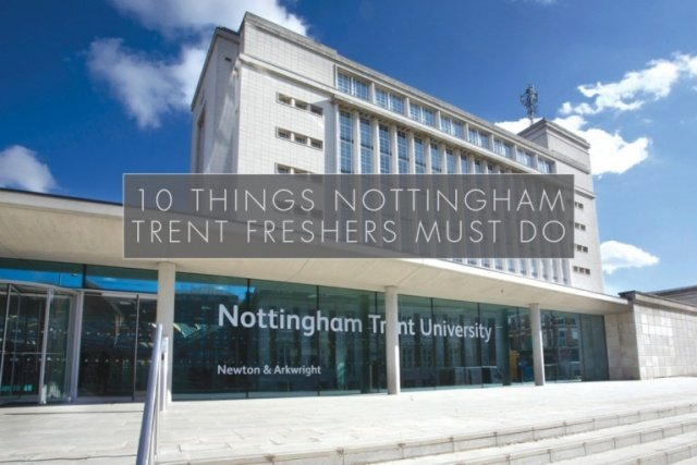 10 Things NTU Students Must Do
