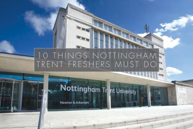 10 Things NTU Students Must Do
