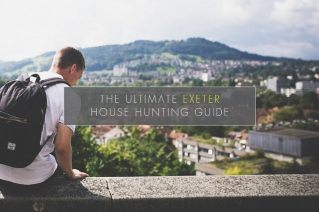 The Ultimate Exeter Student House Hunting Guide