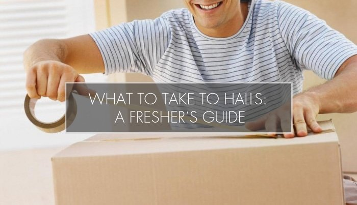 What to Take to Halls: A Fresher's Guide to Everything You Need