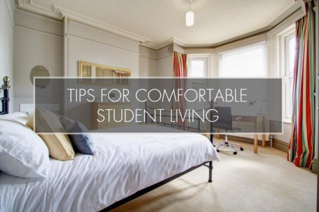 Tips for Comfortable Student Living