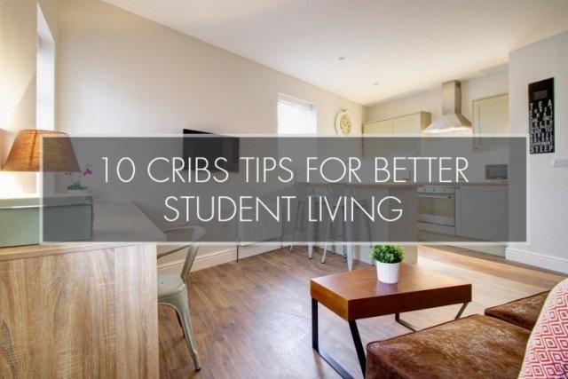 10 Cribs Tips for Better Student Living