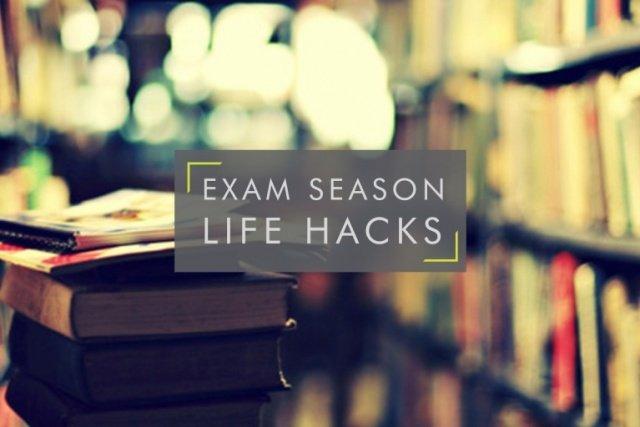 7 Exam Season Hacks You Need To Know!