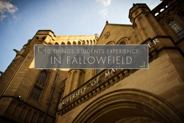 10 Things Every Student Experiences in Fallowfield
