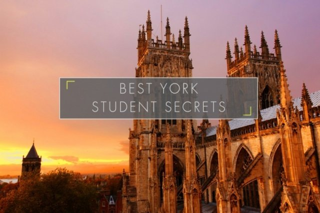 York's Top 10 Secrets For Students