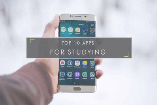 Top 10 Apps for Studying