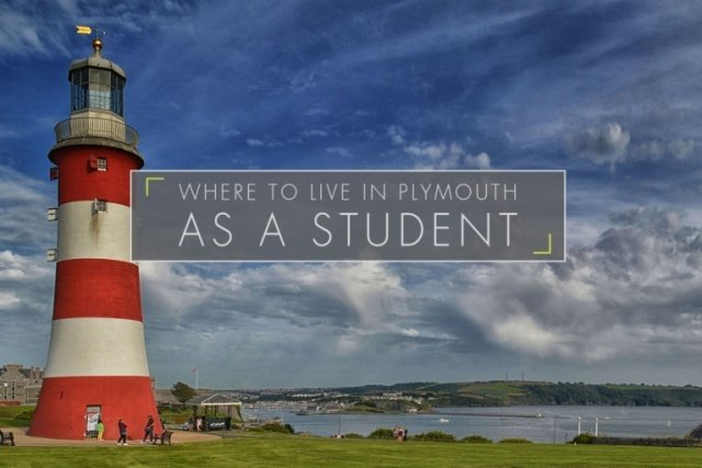 Where to Live in Plymouth as a Student