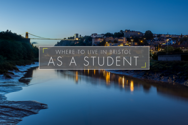 Where to Live in Bristol as a Student