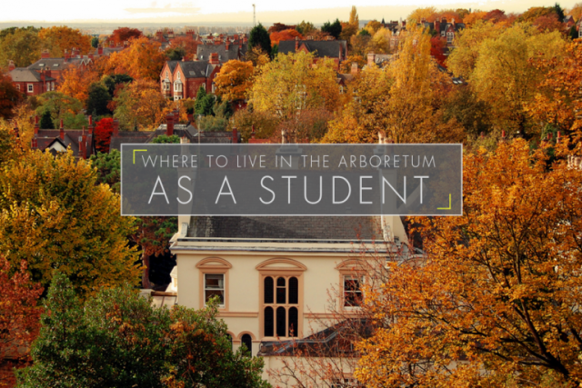 Where To Live In The Arboretum As A Student - Nottingham