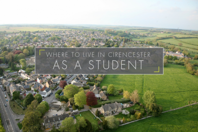 Where to Live in Cirencester as a Student