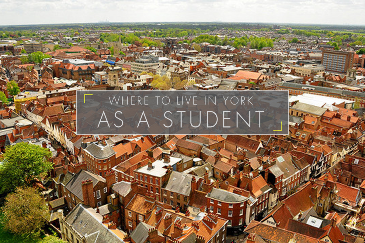 Where to Live in York as a Student
