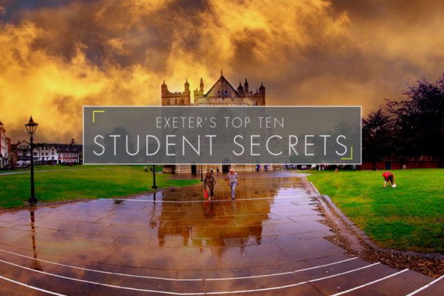 Exeter's Top Ten Student Secrets