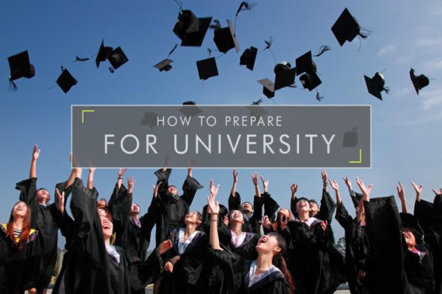 How to Prepare for University