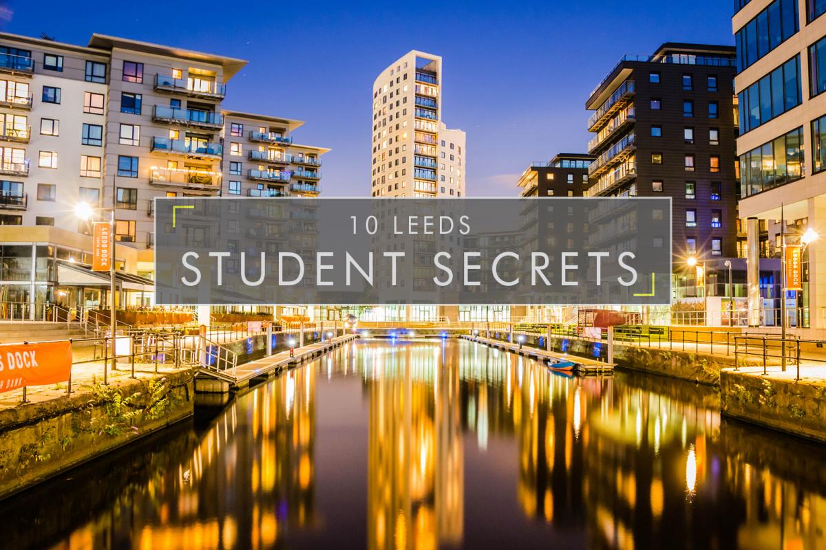 10 Leeds Student Secrets