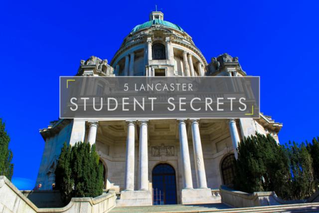 5 Lancaster Student Secrets