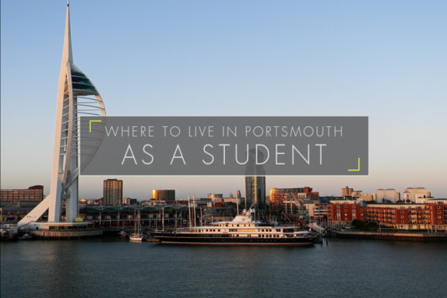 Where To Live In Portsmouth As A Student