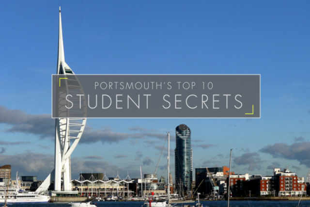Portsmouth's Top 10 Student Secrets