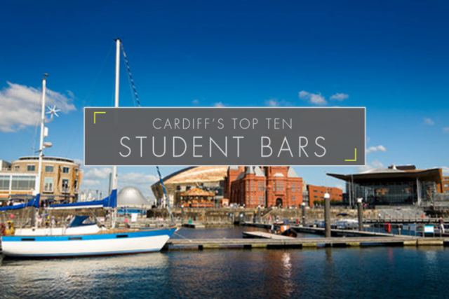 Cardiff's Top 10 Student Bars