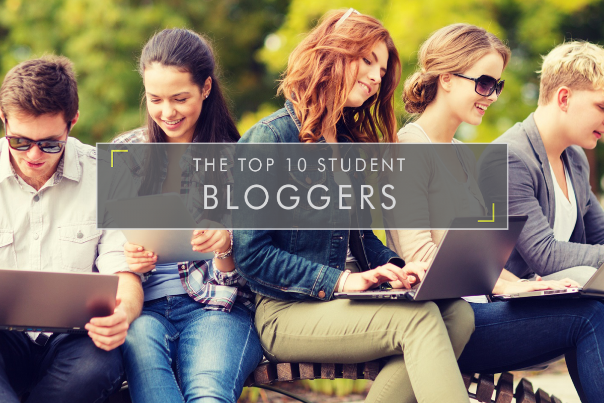 Top 10 Student Bloggers