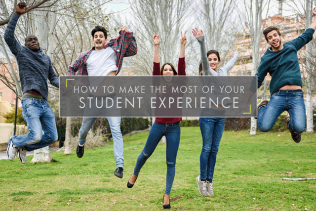 How to Make the Most of Your Student Experience