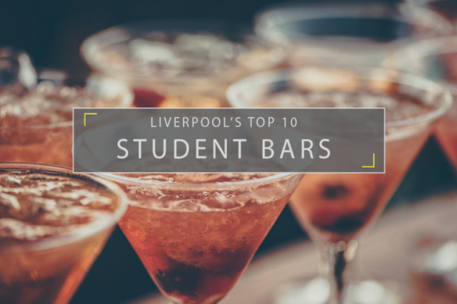 Liverpool's Top 10 Student Bars