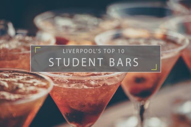 Liverpool's Top 10 Student Bars