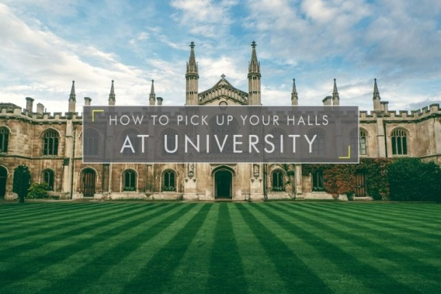 How to Pick Your Halls at University