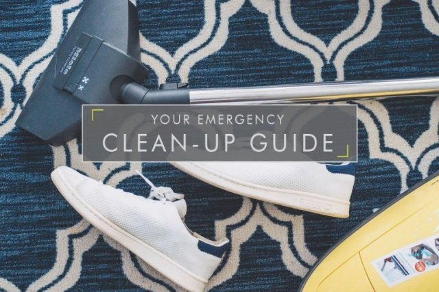 Your Emergency Clean-Up Guide