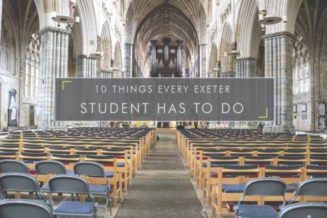 10 Things Every Exeter Student Has To Do