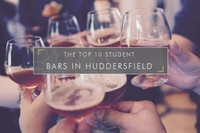 top Student Bars in Huddersfield