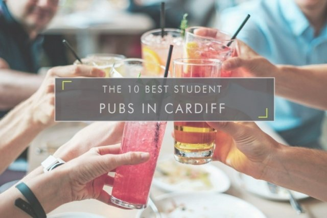 Best Student Pubs in Cardiff