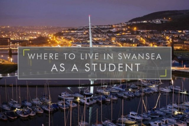 Where to Live in Swansea as a Student
