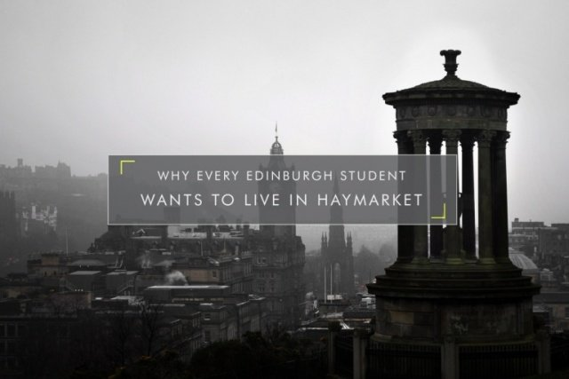 Why every student wants to live in Haymarket Edinburgh