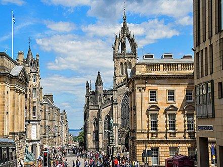 Edinburgh student housing