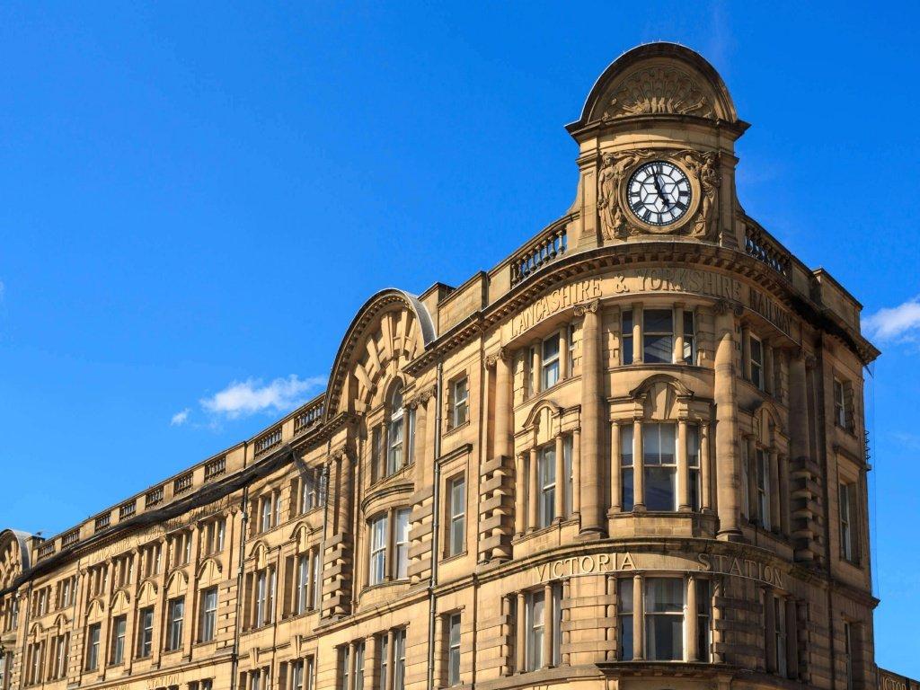 Manchester student housing
