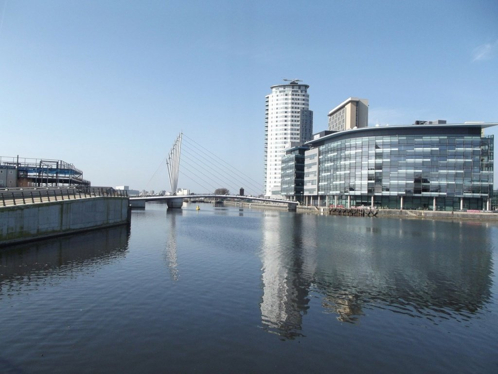 Salford student housing