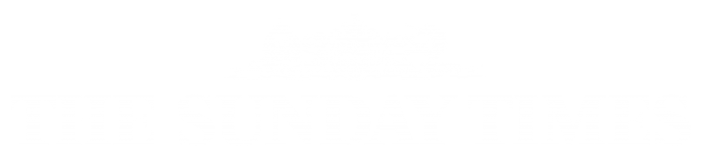 The Sunday Times logo press