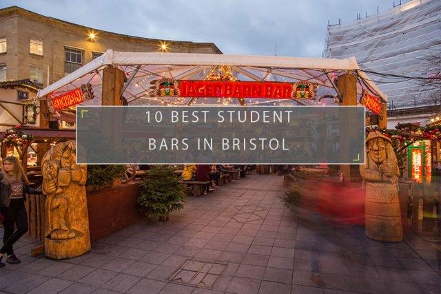 Student bars in Bristol