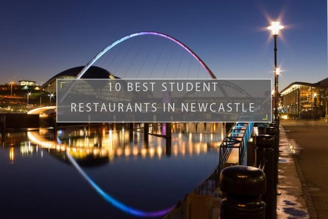 Student restaurants in Newcastle