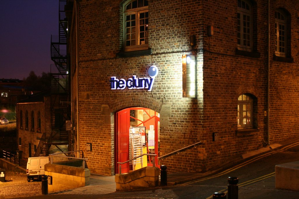 Exterior of the Cluny, a pub and music venue.