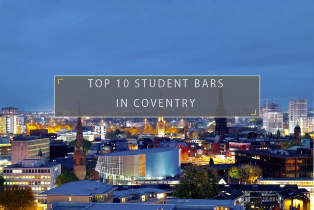 Student bars in Coventry