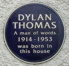Visit Dylan Thomas' House