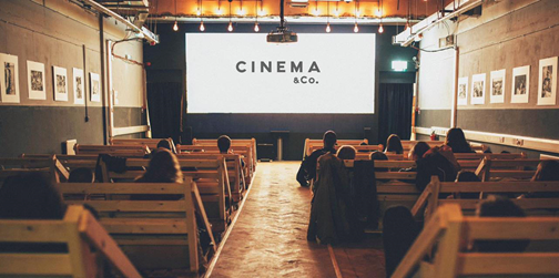 Catch a Flick at Cinema & Co.