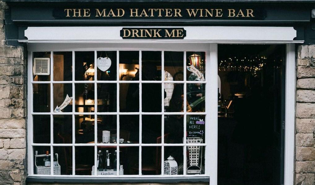 Mad Hatter Wine Bar