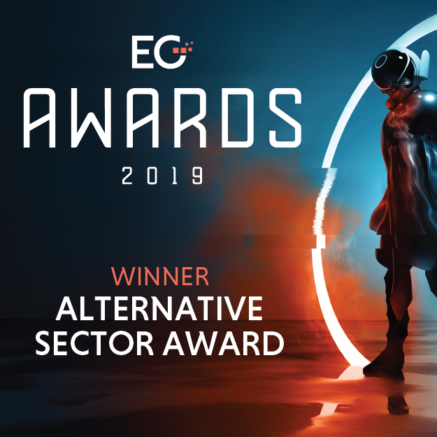 EG Awards Alternate Sector Winner