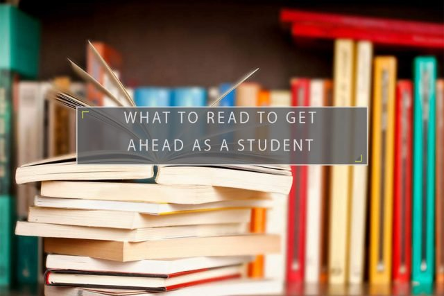 Books to read to get ahead as a student