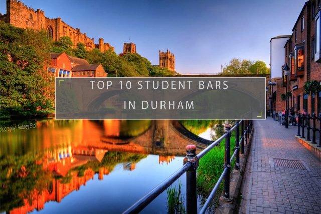 Student bars in Durham