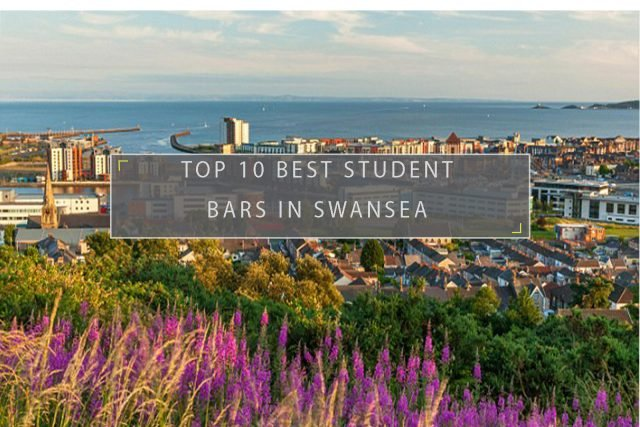 Student bars in Swansea